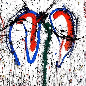 Artista Goa - quadri moderni - collezione 2011