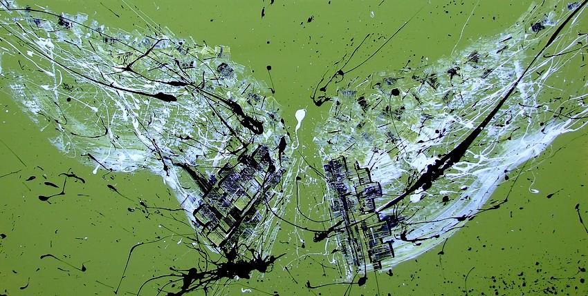 I quadri moderni del pittore goa collezione anno 2017 for Dipinti su tela astratti moderni