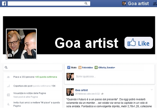 FACEBOOK GOA OFFICIAL PAGE