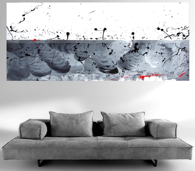 Quanto costano i quadri moderni del pittore Goa? Scopri come è ...